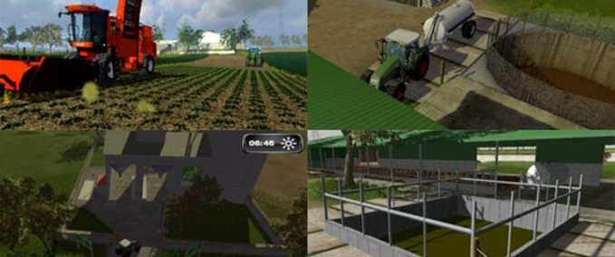 Mini FARM v 1.2 + ModPack