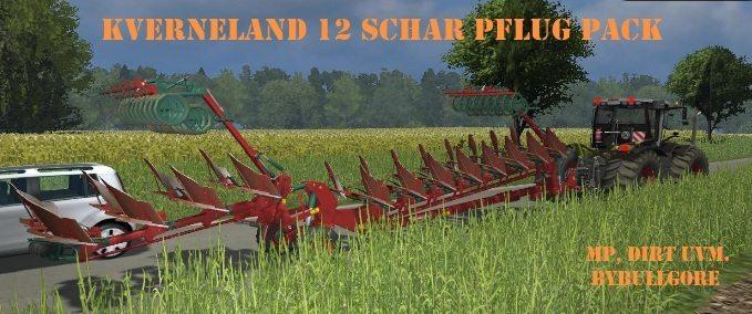Kverneland plow Pack PW RW Packomat v 4.0 Beta