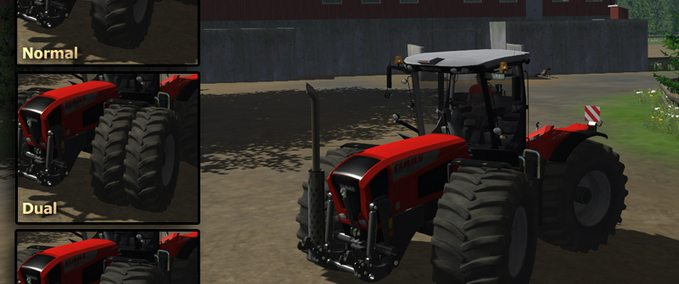 Claas Xerion 3800VC HD