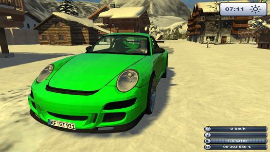 Porsch 911 GT3