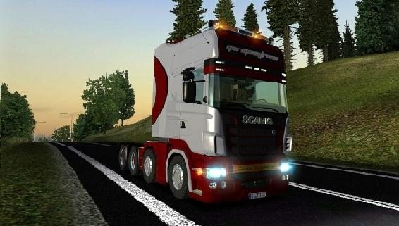 New euro truck simulator 2 mods