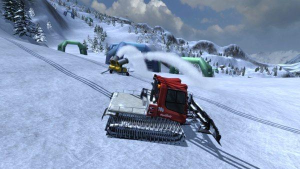 Ski-Region Simulator 2012 Map for LS11