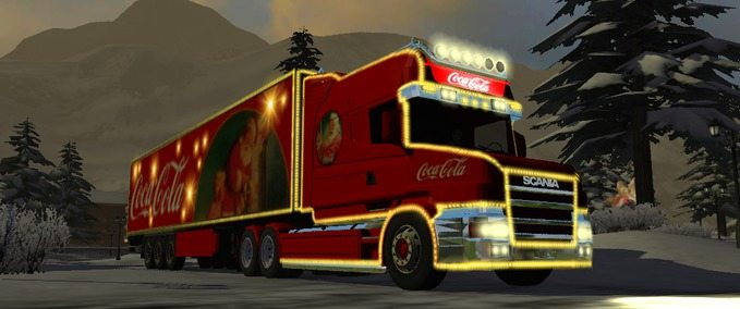 Coca-Cola Weihnachts Pack from Tonny(c) and Beetle