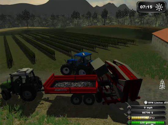 Agriluxfarm mods