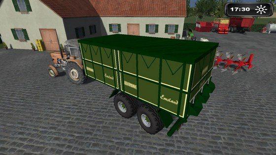 Krone Emsland TKD302