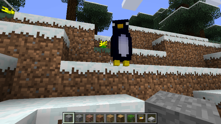 Birds Mod Alpha 0.5 Minecraft 1.2.3