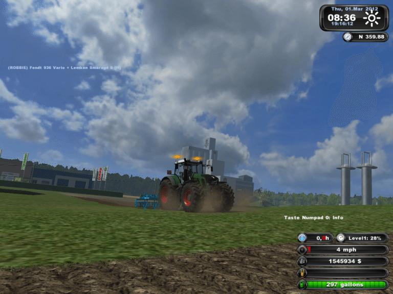 Close FarmV1