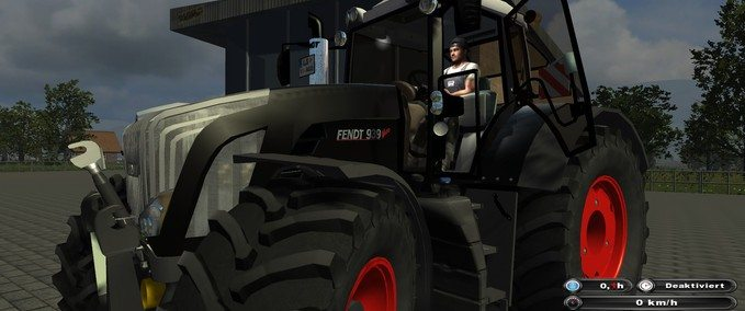 Fendt Vario 939 Black Beauty by TIF and ModHoster team workshop v 1.0