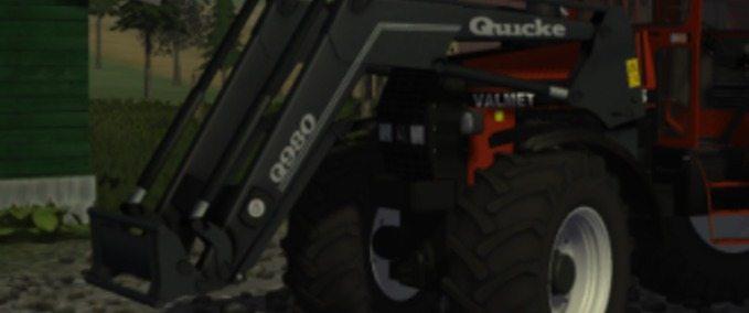 Quicke Q50 loader v 2.1