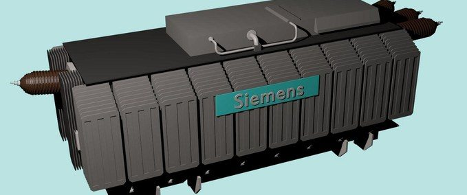 High-voltage transformer, Siemens