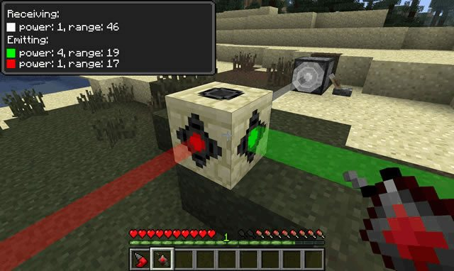The Laser Mod v.1.4 [Minecraft 1.2.3]
