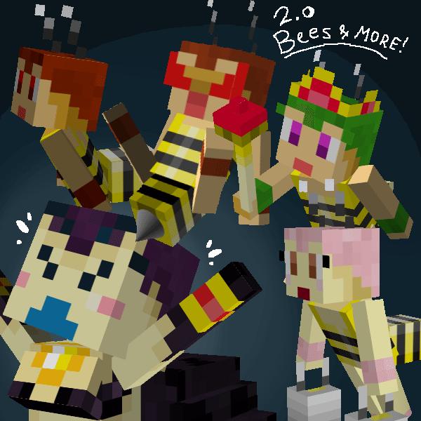 The Spider Queen v5.2 [Minecraft 1.2.3]