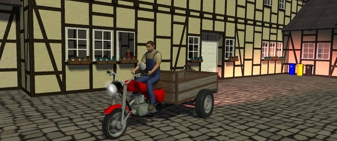 Motor Bike Bonanza