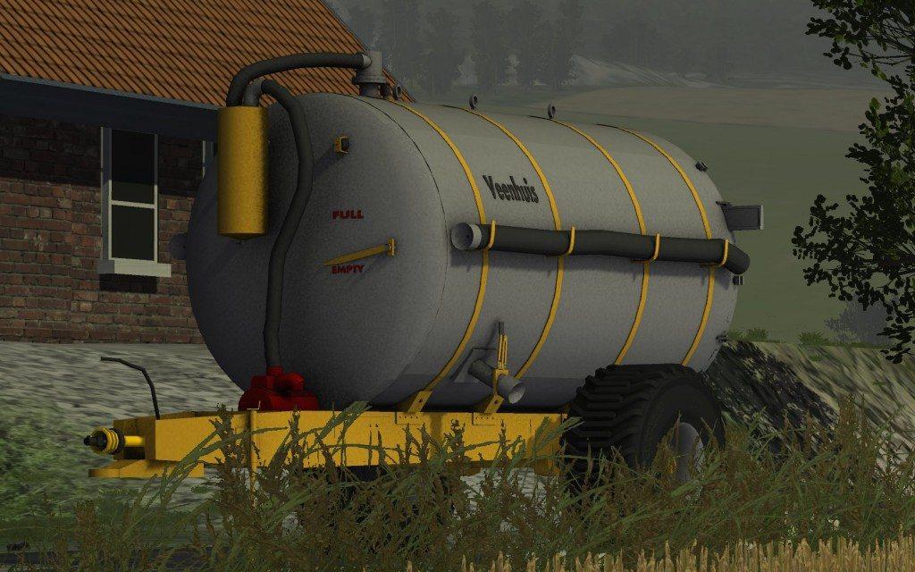 Veenhuis Sluury Tanker