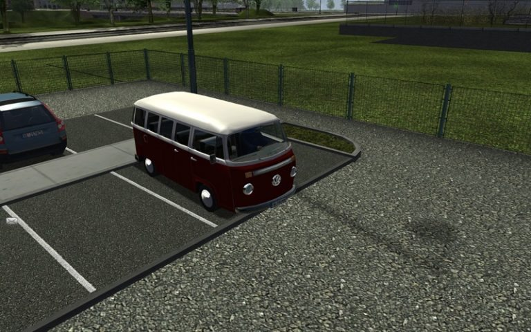 Daewoo bus - Farming simulator 2017 / 17 mods | ATS mods