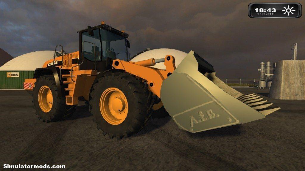 Farming Simulator 2013 Mods Case