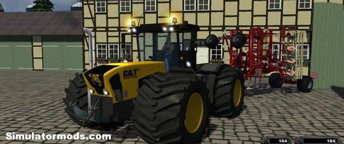 Cat Xerion 3700 v2.0