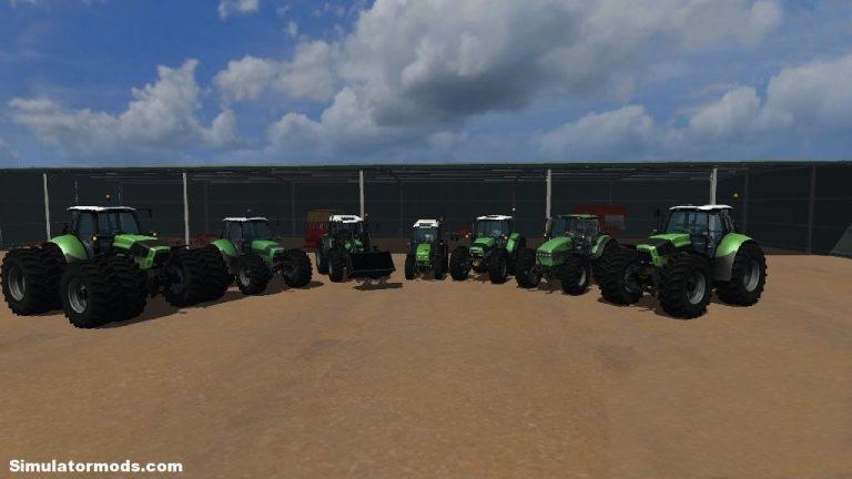 Default Deutz Tractor Pack