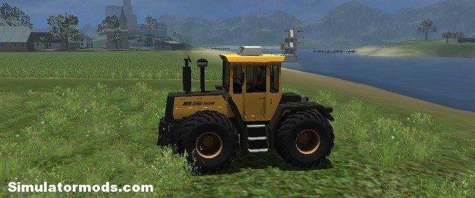 MB Trac 1500 construction v2.1