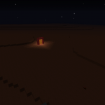 Mars Planet Mod alpha 1.2 [Minecraft 1.2.5]