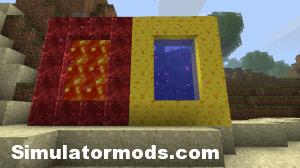 Mars Planet Mod alpha 1.2 [Minecraft 1.2.5] 3