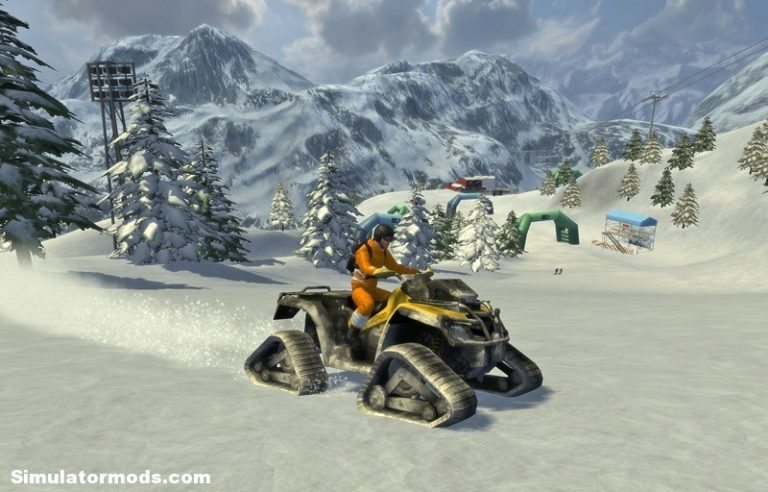 Ski Region Simulator 2012 Mods
