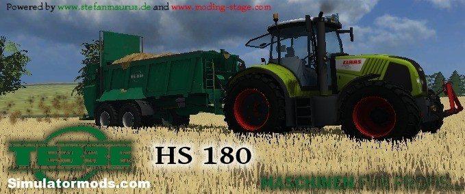 Tebbe HS 180 v2.1