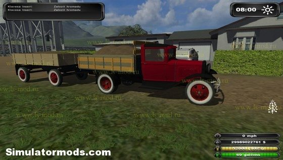 All American Ford Gmc Pickup Truck Mods For Farming