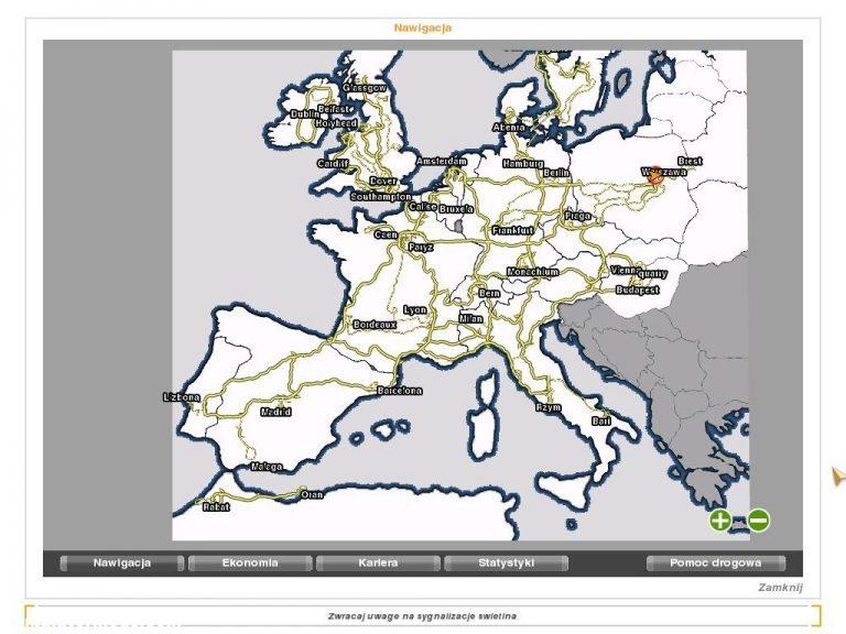 Truckersims Map Mod V1.3