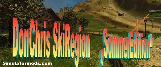 DonChris SkiRegion SommerEdition v1.0