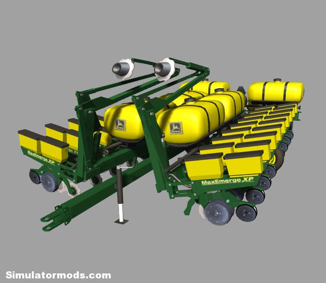 Row Planter