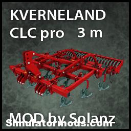 Kverneland CLC Pro 3m