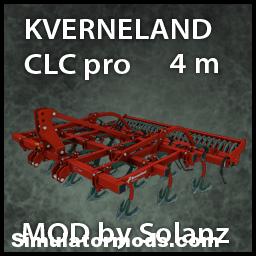 Kverneland CLC Pro 4m