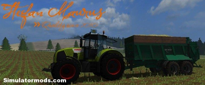 Tebbe HS 180 version silage