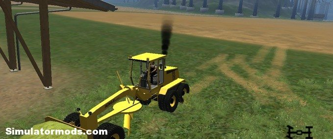 XCMG Motor Grader (for silage)