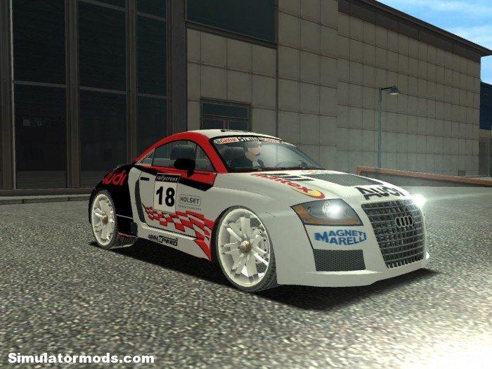Audi TT ETS 1.2 - 1.3