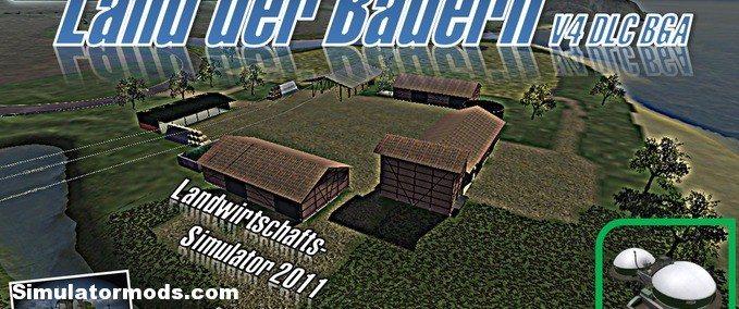 Farmers Land v4.0 mit DLC BGA