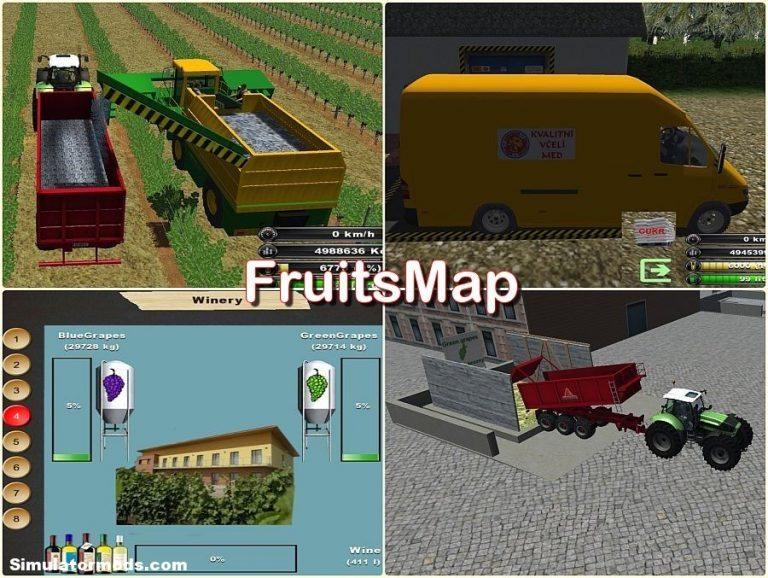 FruitsMap