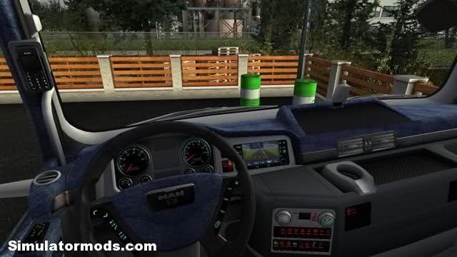 Interior Man TGX [GTS 1.32]
