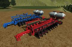 24 Row planter pack