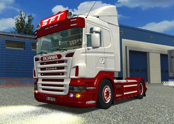 Scania CR19 SFT