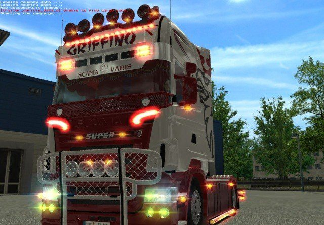 Scania R620 bytoddy