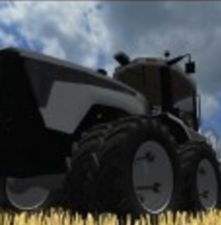 DTU T 860 Class pack silage v 2.0