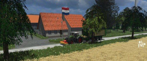 Hall Farm Foxley v 1.0