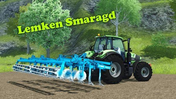 Lemken Smaragd 9/600