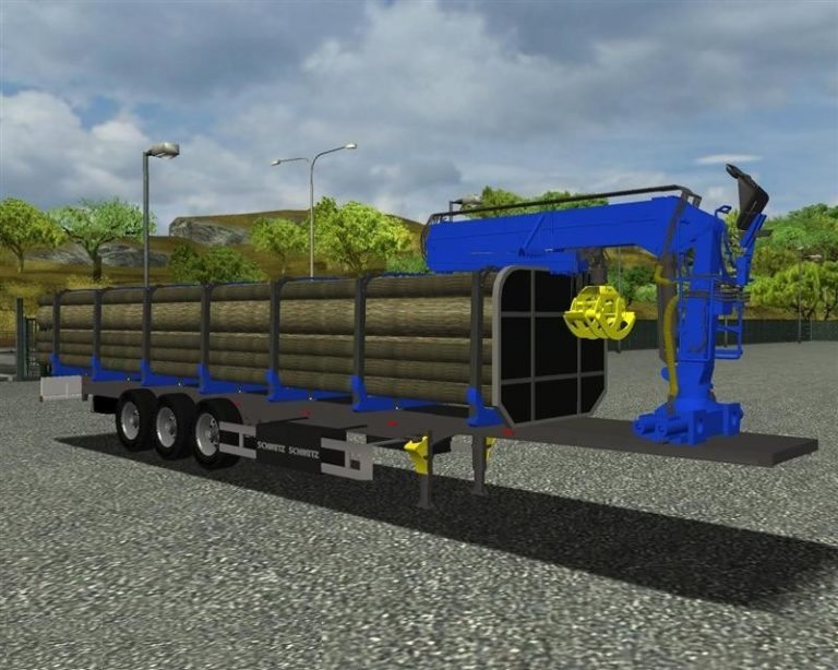 Trailer Farming Simulator 2013 Mods Trucks