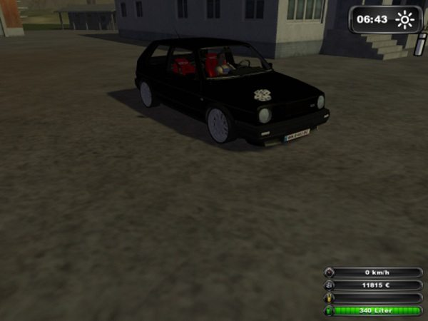 Farmer Car Golf 2 Gti V 2.0