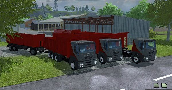 IVECO Stralis AGROPACK