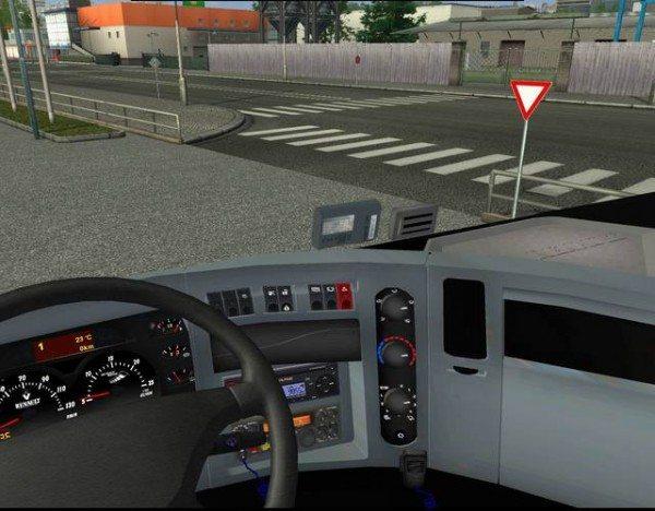 Renault Trucks Interior Renault Premium Interior