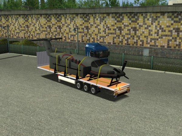 ETS Trailers   Farming Simulator 2013 Mods   Euro Truck Simulator Mods